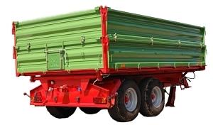Двухосные прицепы тандем Т663 (7…10 тонн)