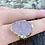 Thumbnail: Pink Quartz Gemstone Ring