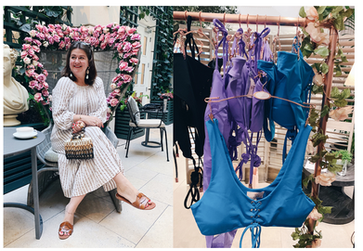 Lucy Felton and her top picks from our collection!
