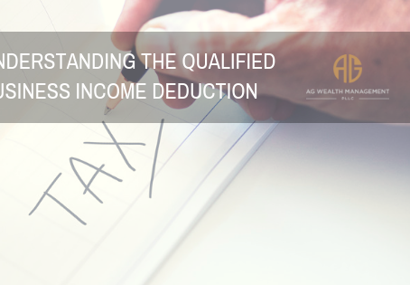 Understanding the New Qualified Business Income Deduction