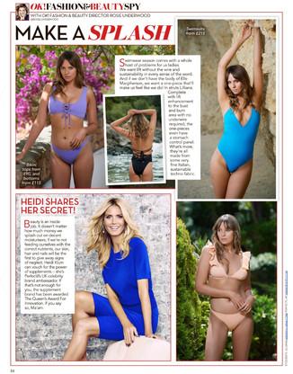 Lilliana in OK magazine!