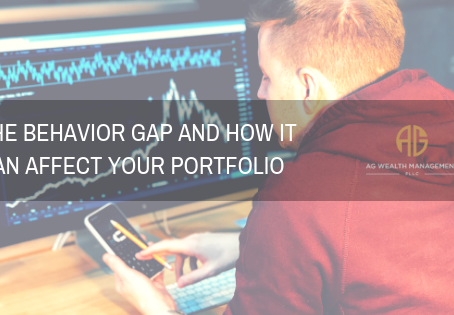 The Behavior Gap and How It Can Affect Your Portfolio