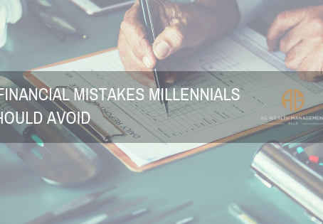 5 Financial  Mistakes Millennials Should Avoid