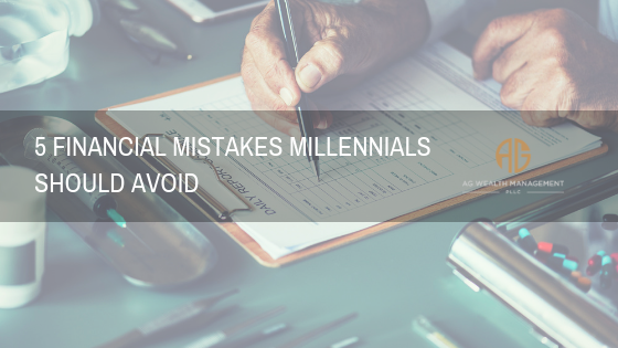 Financial Mistakes Millennials Should Avoid