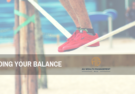 Finding Your Balance: Live For Today and Tomorrow