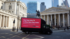 Claro takes anti-BNPL campaign to London's streets