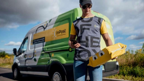 Polish Company is conquering UK delivery market!