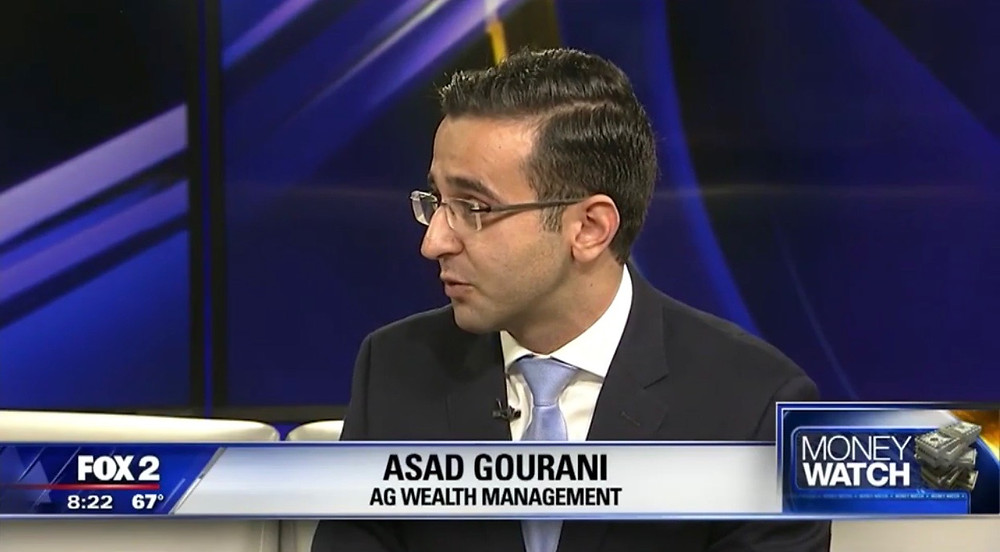 Asad Gourani at Fox 2 Detroit