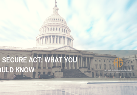 The SECURE Act: What You Should Know