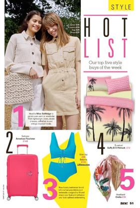 Lilliana in New Magazine!
