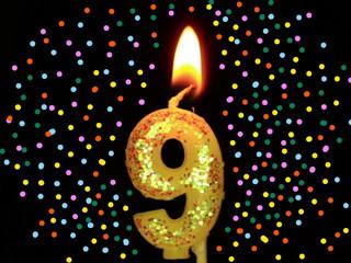 יומולדת 9 בזמנים של מעבר