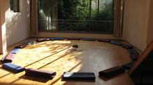 קבוצת מדיטציה ברוח הזן בודהיזם