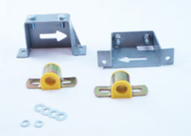 Rear Arb- mount kit heavy duty 22mm up to 2008