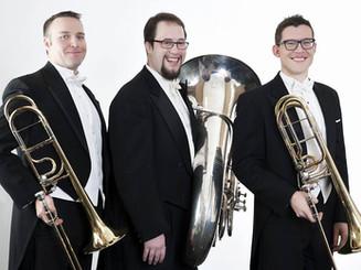 Des Moines Low Brass Triumvirate