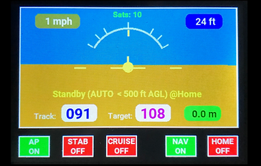 Xflight Autopilot
