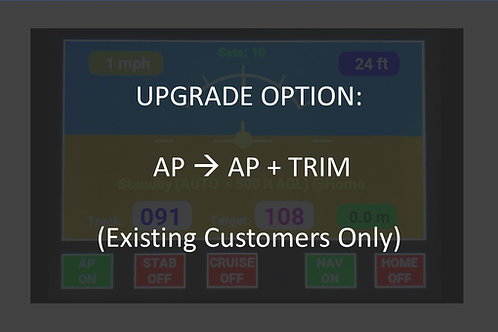 AP -> AP + Trim Upgrade