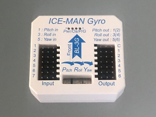 Gyro Stability Controller