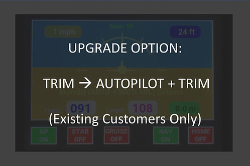 Trim -> AP + Trim Upgrade