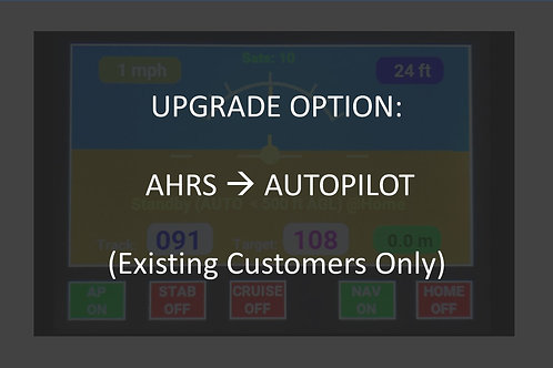 AHRS -> AP Upgrade