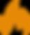 Picto orange repésentant l'ouverture d'une actualité sur l'application HNews