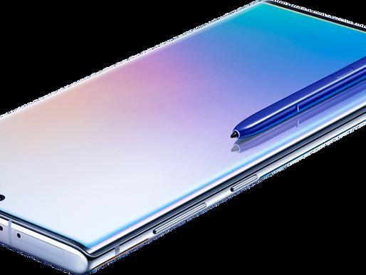 Samsung Galaxy Note 10 : le nouveau Smartphone numéro 1 en taille d'écran