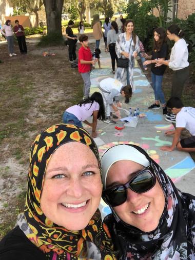 Ameena & Community participants.jpg