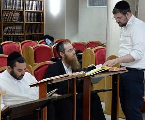 A New Makom Torah