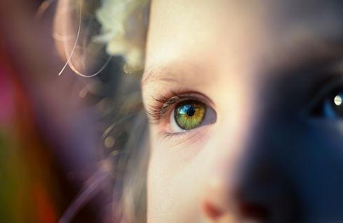 Canva - Girl, Dreamy, Eye, Green, Female