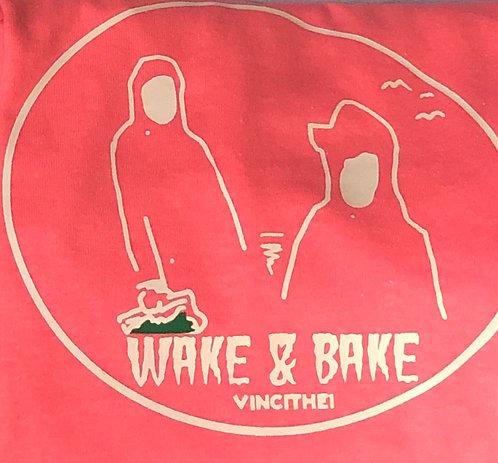 """Wake N Bake """"Sesh"""" Tees"""