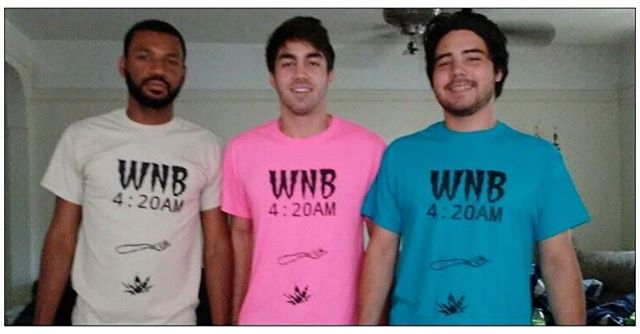 More WNB 420 Tees AVAILABLE _ S - 2XL _C