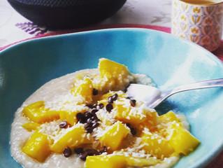 """Porridge - notre """"star"""" du petit déjeuner"""