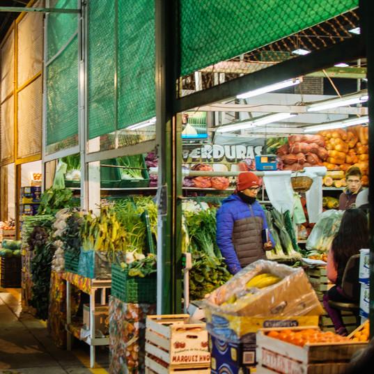 Rescate de Frutas y Verduras