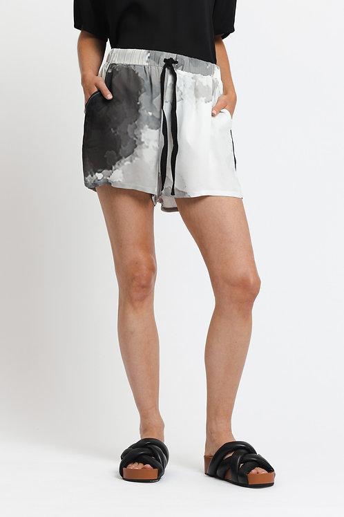 Franca Crépe Shorts