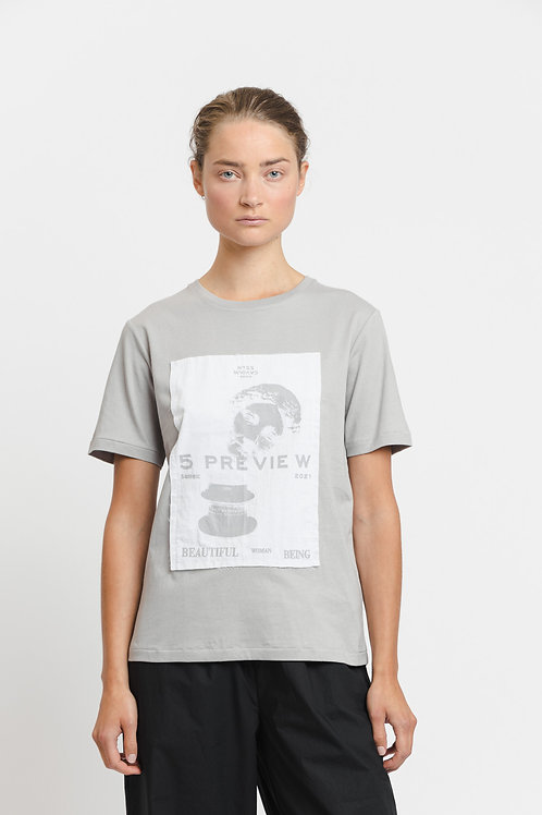 Edna - Head - fitted tee