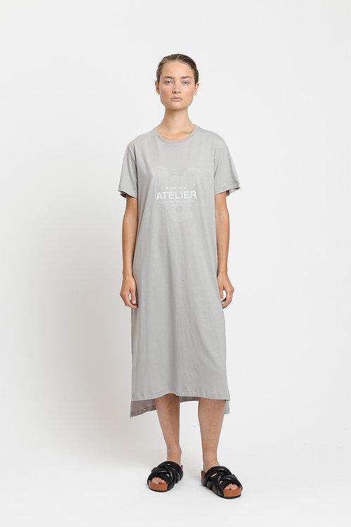 ELLIONORE / MICKEY SCULL DRESS