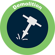 Demolition self-performace