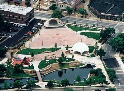 Arcadia Creek Festival Site