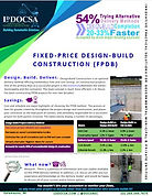 Fixed Price Design Build