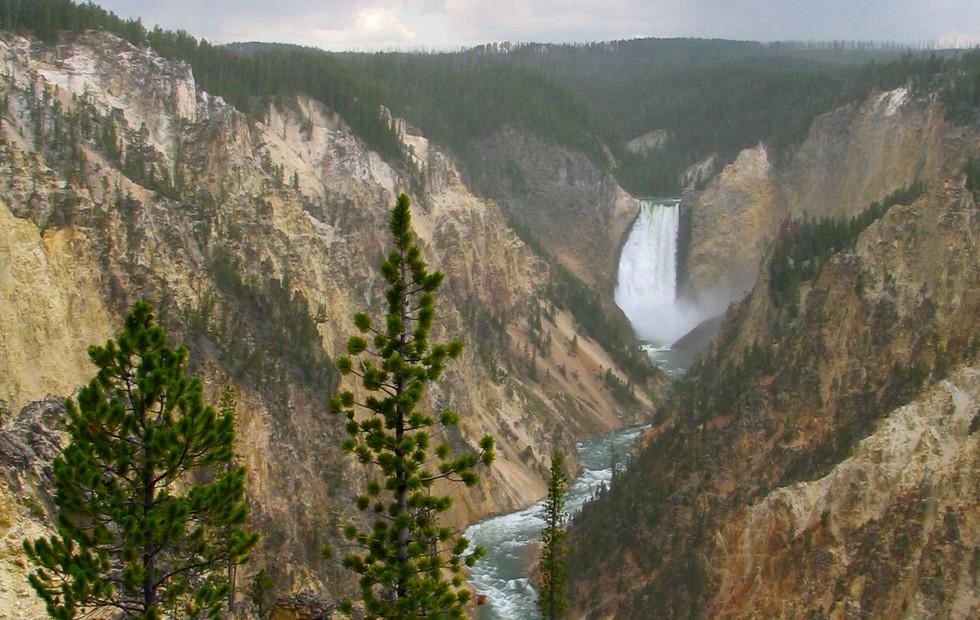 Yellowstone Falls I
