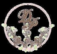 Logo de la créatrice de robes de mariées écoresponsables éthiques et vegan en coton bio style vintage et bohème, hippie pour un mariage champêtre à Sainte Catherine vers Mornant et saint-Martin-en-Haut entre Saint-Etienne, loire, 42 et Lyon, Rhône, 69