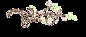 Logo de l'atelier de création de robes de mariées écoresponsables fabriquées en France, personnalisées bohèmes, vintages, éthiques, natures, romantiques en coton bio, tissus oeko-tex et dentelles françaises de la créatrice Delphine Pinel à Sainte Catherine vers Mornant, Firminy, St-Genis Laval, Montrond-les-Bains, St-Etienne, St-Chamond, Rives de Gier, Givors, Pierre-Bénite, Oullins, Lyon, St-Martin-en-Haut, St-Symphorien sur Coise, 69, Rhône et Loire 42.