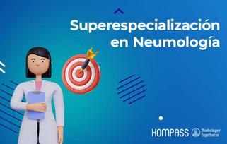 Superespecialización en neumología: ¿cómo lo consigo?