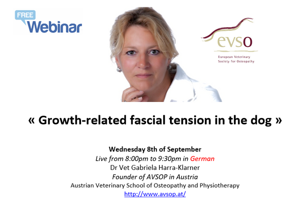 Growth-related fascial tension in the dog