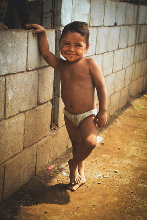 This little man in Nicaragua.