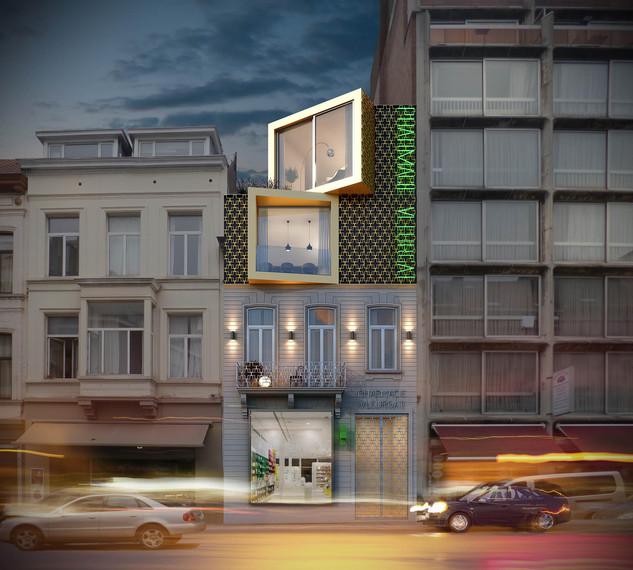 Pablo Barrera architects - Pharmacy