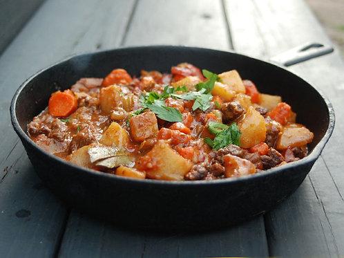 Goat Bone-In-Stew
