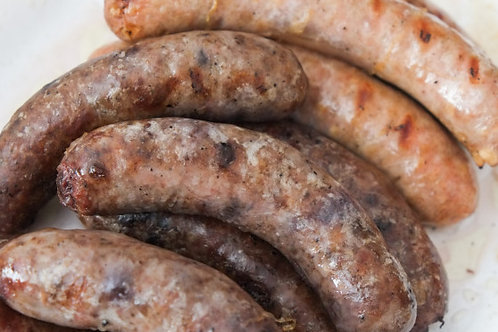Lamb Sausages (variety inside)