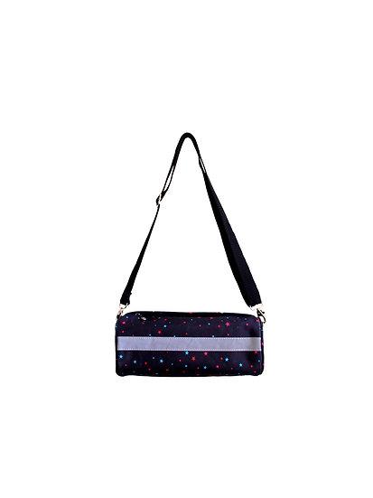Bolsa cilíndrica Estrelinhas Anouk Bags
