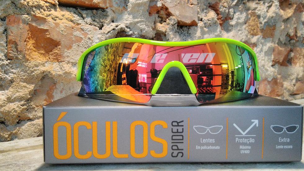 Óculos de ciclismo espelhado Elleven