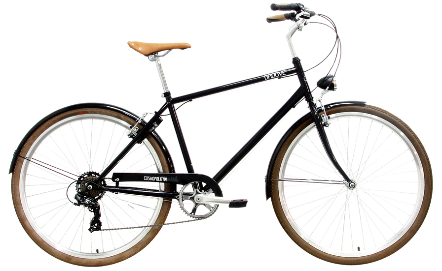 Bicicleta Groove Cosmopolitan